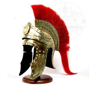 Helmet - Roman Imperial Guard - Vintage World Australia