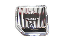 Chevy Chrome TH-350 TH350 Turbo 350 Shallow  Transmission Trans Pan