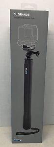 GoPro El Grande Selfie Stick 38in original für Held Session schwarz 8 7 6 5 4 3 3+