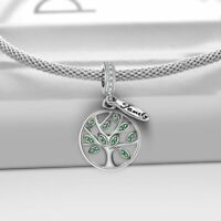 New Hot Authentic Pandora Family Heritage Dangle Charm 925 Sterling Silver