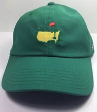 Masters Emerald Green Golf Performance Tech Hat Cap Augusta National New