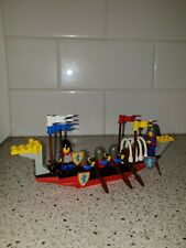 Lego 6049 Vinatge Viking Voyager From 1987 Complete With Instructions