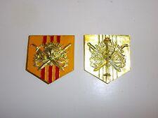 b2252 RVN Vietnam Vietnamese Palace Guard badge IR3A7
