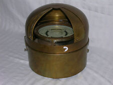 WWII MARK1  LIONEL CORP 1943  BRASS COMPASS - PICK UP ONLY