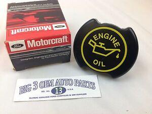 Ford Super Duty F150 Mustang Lincoln Motorcraft Oil Filler CAP OEM F3AZ-6766-B