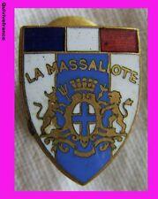 BG1709 SUPPORTERS FOOTBALL LA MASSALIOTE MARSEILLE