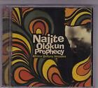 Najite Olokun Prophecy - Africa Before Invasion - CD (SF001 EFA 2002)