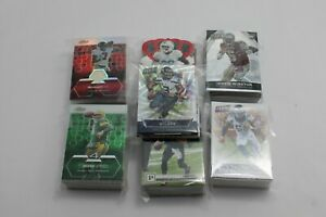 HUGE LOT 500+ 2000-2020 Football Card Lot Topps Upper Deck RC Auto SSP Relics