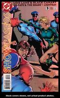Showcase '96 3 DC 1996 FN 1st Appearance Birds of Prey