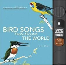 Bird Songs From Around the World: Featuring Songs of 20