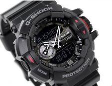 CASIO G-Shock GA400-1B Big Case 200m WR Rotary Switch Black !