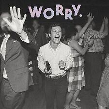 Worry. * by Jeff Rosenstock (CD, Oct-2016, SideOneDummy)