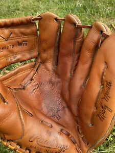 RAWLINGS MITT MICKEY MANTLE MMP HEART OF THE HIDE RAWLINGS USA