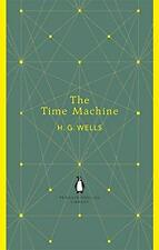 The Time Machine (Penguin Inglés Biblioteca) By H. G. Wells Libro de Bolsillo
