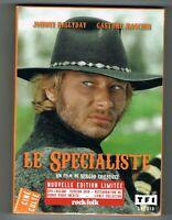 LE SPÉCIALISTE - JOHNNY HALLYDAY - SERGIO CORBUCCI - ÉDITION LIMITÉE BLURAY DVD
