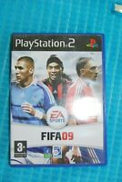 ✨ Fifa 09 2009 PS2 Playstation 2 Pal Version en français