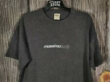 VINTAGE 90's MOSSIMO BODY LIMITED EDITION GRAPHIC LOGO SPELL OUT SKATE T SHIRT L