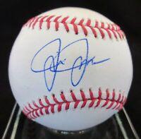 Jimmy Jones Signed ML Baseball - PSA DNA