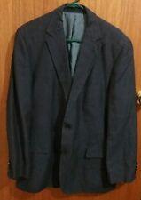 "HUGO BOSS  Mens navy ""BERTOLUCCI"" jacket,100% Linen, Size 46 METRIC 106 see pics"