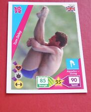 TOM DALEY TRADING CARD NO 004 LONDON 2012 OLYMPIC GAMES PANINI ADRENALYN XL NEW