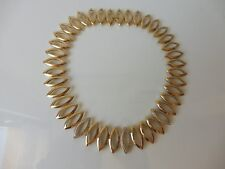 Beautiful Striking Necklace/NECKLACE __ Gold Plated _____ 51 cm __ PIERRE LANG _
