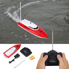 High Speed RC Racing Boat Remote Control Electric Toy For Swimming Pool Pond LY