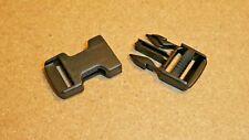20mm Nylon Side Release Buckle, National Moldings Duraflex