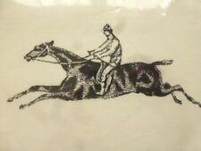 Joules Duvet Quilt Cover Horse Pony Riding Design 100% Cotton Double Size