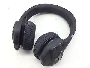 *READ* Under Armour Sport Wireless Train Headphones Project Rock Edition Black