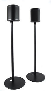 ynVISION Floor Stand for Sonos One, One SL and Play:1 Speaker   2 Pack  