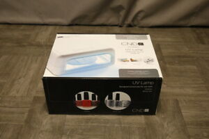 CND UV Lamp (08505) For Use With Shellac / Brisa Gel 110V AC-, 60Hz