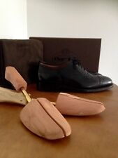 Church's Shoes Diplomat CALF LEATHER 8.5F UK-MINT!! Free Pair Cedar shoe trees!!