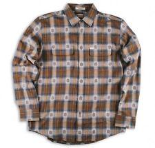 MATIX Mayhill Flannel Shirt (XL) Khaki
