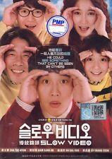 'SLOW VIDEO 슬로우 비디오' KOREAN MOVIE DVD_Excellent ENGLISH SUBTITLE  NTSC BOXSET