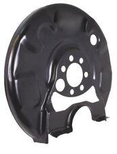 CORRADO Backing plate for rear discs, MK2 Golf/Jetta GTI 88-92, Left
