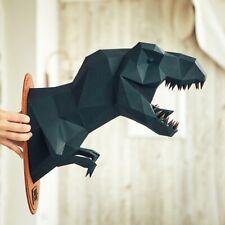 "Dinozaur ""T-REX"" Polygonal Figure (Crafting Kit) DIY"