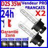 2 AMPOULES D2S AU XENON 35W KIT HID 12V LAMPE RECHANGE D ORIGINE FEU PHARE 6000K
