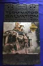 Hot Toys 1/6 Terminator T-600 Endoskeleton Weathered Rubber Skin Special MMS104