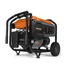 Generac 7690 6500W 120/240V GP6500 Gasoline Powered Portable Generator