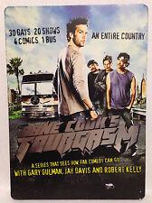 Dane Cook's Tourgasm (Steelbook DVD, 2006, Comedy 3-Disc Set) HBO, Widescreen