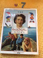 The Enid Blyton Story by Mullan, Bob Hardback FIRST EDITION