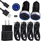 For Moto G Power 2021 G6 G7 G8 G9 Play edge s pro Car Wall Charger USB C Cable