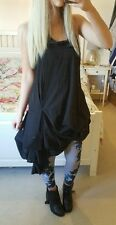 all saints black dress Parachute 6 us 2 eu 34