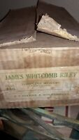 The Complete Works of James Whitcomb Riley (1916) All 10 Vols., Memorial Ed.