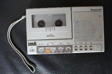 PANASONIC RQ-2725 Kassettenrecorder Diktiergerät Cassettenplayer  ?? Funktion ??