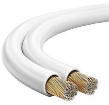mumbi 20m Lautsprecherkabel 2x1,50 mm² Boxenkabel Lautsprecher Boxen Hifi Kabel