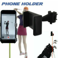 Recording Swing Selfie Clip Cell Phone Mount Holder Golf Accessories For Golf