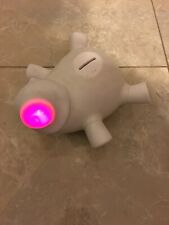 Quirky PPORK-WH01 Porkfolio Smart Piggy Bank - White Parts Or Repair Free Shipng