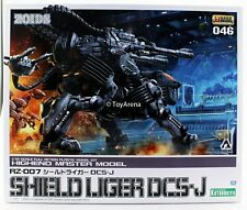 Kotobukiya 1/72 Zoids HMM RZ-007 Shield Liger DCS-J Scale Model Kit Bandai US