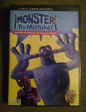 MONSTER BY MISTAKE: MONSTER ON PURPOSE Brand New